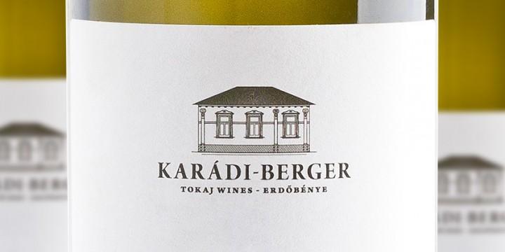 Karádi-Berger Tokaji Furmint 2011 – száraz