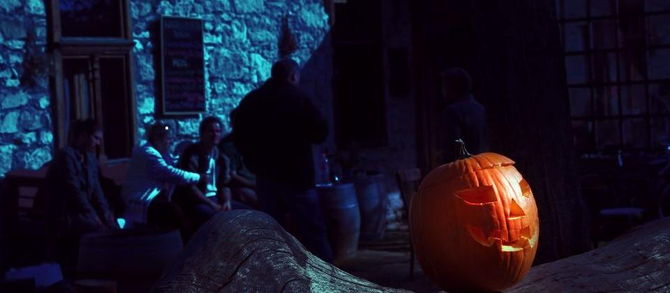 Halloween Erdőbényén
